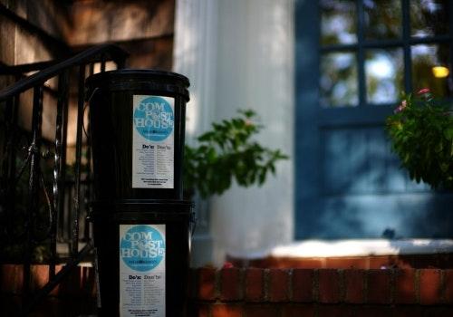 Compost House Bins